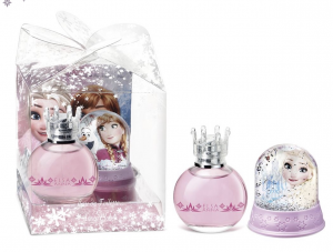 AIR-VAL Frozen set eau de toilette spray+palla di vetro 100 ml per bambina