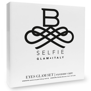 B SELFIE eyes glam set eyezone care 4 buste+1 Dispenser 15ml
