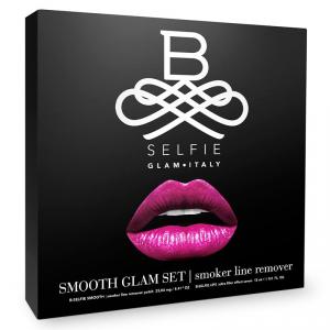 B SELFIE smooth glam set smoker line remover 4 buste+1 Dispenser 15ml