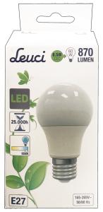 LEUCI Lampada Led Goccia 8,5w = 60w Luce Fredda Articolo 555216