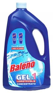 BALENO Lavastoviglie gel all in 1 1100 ml prodotto detergente