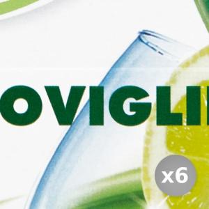 Set 6 WINNI'S Tabs lavastoviglie 15 pezzi limone prodotto detergente