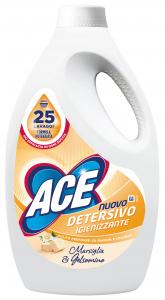 ACE Washing machine Liquid 25 Measurers Sanitizing Marsiglia/gelsomino For laundry