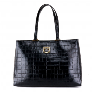 Shopping Furla BELVEDERE 1033173 NERO