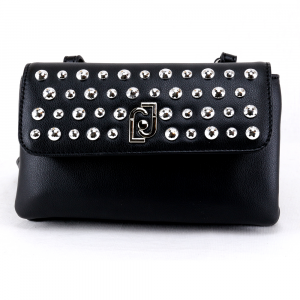Shoulder bag Liu Jo CREATIVA N69080 E0006 NERO