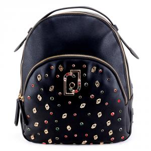 Backpack Liu Jo CREATIVA N69138 E0003 NERO