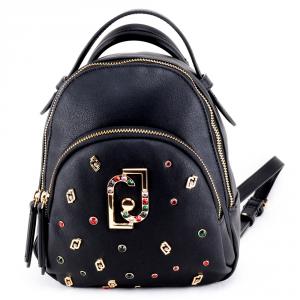 Backpack Liu Jo CREATIVA N69140 E0003 NERO