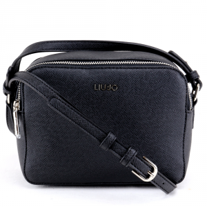 Shoulder bag Liu Jo MANHATTAN N69152 E0087 NERO