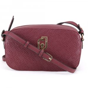 Shoulder bag Liu Jo CREATIVA N69183 E0054 RUBY WINE