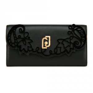 Woman wallet Liu Jo CREATIVA N69100 E0002 NERO