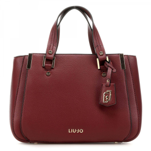 Hand and shoulder bag Liu Jo ISOLA N69013 E0033 RUBY WINE