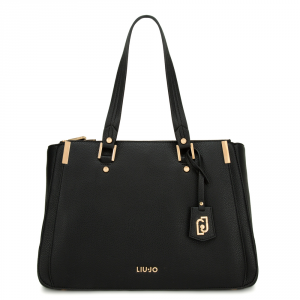 Hand and shoulder bag Liu Jo ISOLA N69012 E0033 NERO