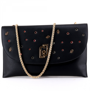 Shoulder bag Liu Jo CREATIVA N69059 E0003 NERO