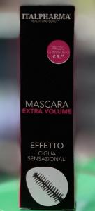 ITALPHARMA -  MASCARA EXTRA VOLUME CIGLIA SENSAZIONALI
