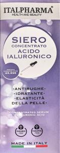 ITALPHARMA - CONCENTRATO CON + 60% DI ACIDO IALURONICO