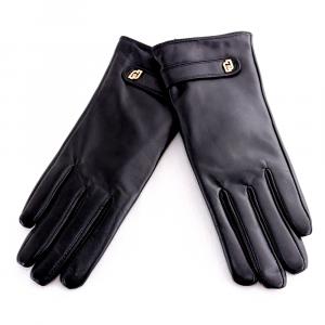 Gloves Liu Jo NAPPA 369096 P0016 NERO