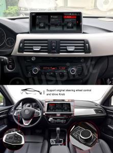 ANDROID 10.25 pollici navigatore per BMW Serie 1 F20/F21, BMW Serie 2 F23 Sistema originale NBT GPS WI-FI Bluetooth MirrorLink