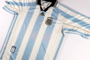 1998-99 Argentina Maglia Home M