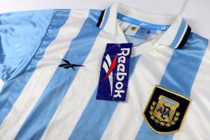 1999-00 Argentina maglia home M *Nuova