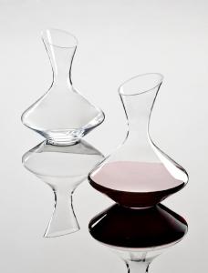 Decanter caraffa vino da 1,5 litri cm.25h