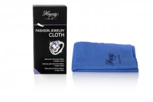 Tessuto impregnato per la pulizia e la cura dei gioielli di bigiotteria Hagerty cm.36x30