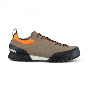 KALIPE'   -   Technical approach   -   Beige - Orange Fluo