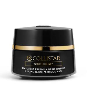 Collistar Maschera Sublime Black con Pennello 50 ml