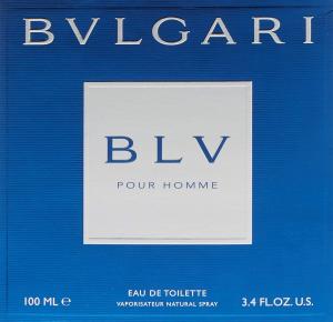 Profumo Bvlgari Blv EDT Pour Homme 100 ml