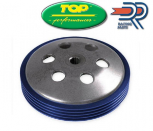 CAMPANA FRIZIONE TOP PERFORMANCES TPR D.107 SCOOTER PIAGGIO GILERA 50 CC. 9924950