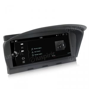 ANDROID 8.8 pollici navigatore per BMW Serie 3 E90/E91/E92 2005-2008, BMW Serie 5 E60/61/E63/E64 2005-2008 Sistema originale CCC GPS WI-FI Bluetooth MirrorLink
