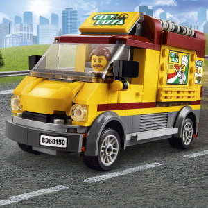 LEGO City - Furgone delle Pizze