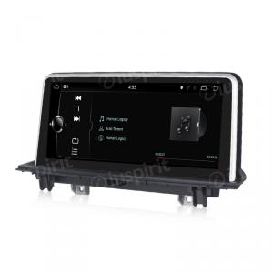 ANDROID GPS WI-FI Bluetooth MirrorLink 10.25 pollici navigatore compatibile con BMW X1 F48 2016 2017 Sistema originale NBT