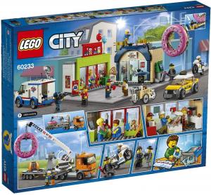 LEGO City Town - Inaugurazione della Ciambelleria