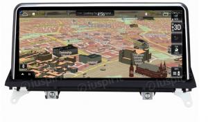 ANDROID 10.25 pollici navigatore per BMW X5 E70, BMW X6 E71 2011-2013 Sistema originale CIC GPS WI-FI Bluetooth MirrorLink