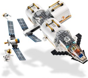 LEGO City Space Port - Stazione Spaziale Lunare