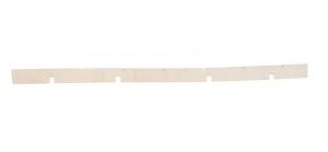 SCL MIDI 32 Gomma Tergipavimento ANTERIORE per lavapavimenti LAVOR