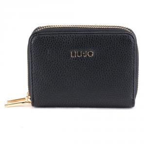 Woman wallet Liu Jo ISOLA N69189 E0033 NERO