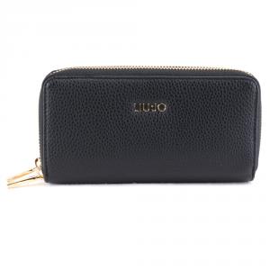 Woman wallet Liu Jo ISOLA N69188 E0033 NERO