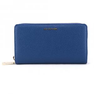 Woman wallet Cromia MINA 2630832 BLUETTE