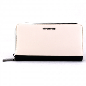 Woman wallet Cromia BUBBLY 2630856 NERO+BIANCO