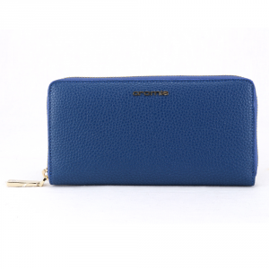 Woman wallet Cromia MINA 2640833 BLUETTE