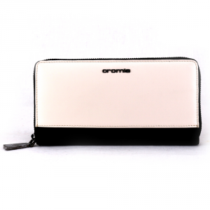 Woman wallet Cromia BUBBLY 2640857 NERO+BIANCO