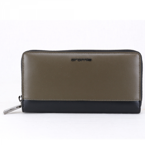 Woman wallet Cromia BUBBLY 2640857 NERO+OLIVA