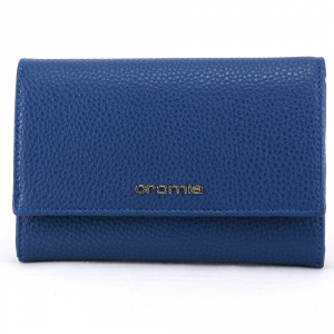 Woman wallet Cromia MINA 2610830 BLUETTE