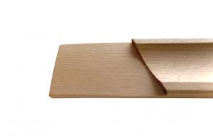 Taglia salame in legno cm.35.5