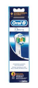 Braun EB 18-3 3pezzo(i) Blu, Bianco testina per spazzolino