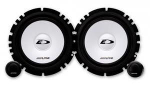 Alpine SXE-1750S altoparlante auto 2-vie 280 W
