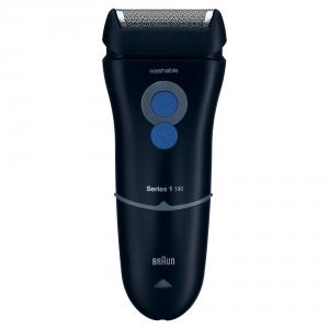 Braun Series 1 130 Rasoio Trimmer Blu rasoio elettrico
