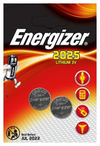 Energizer CR2025 Ioni di Litio 3V batteria non-ricaricabile