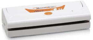 Magic Vac Alice 800mbar Bianco strumento per sottovuoto